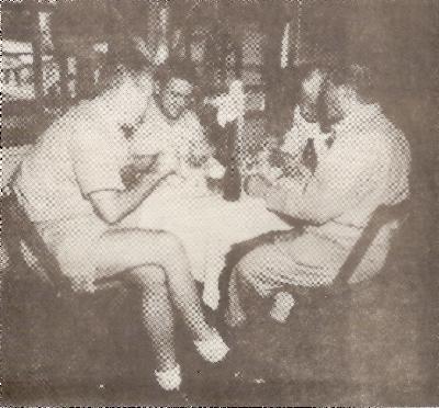 Col. Wilson, Charles Elliott, J. Torres, Joseph Ada
