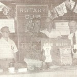 Rotary Tumon - Pres. Bud Theisen