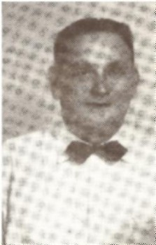 1950-1951 E.T. CALVO, President