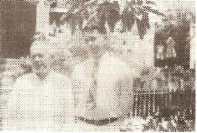 Rtn. Trinidad Calvo & father