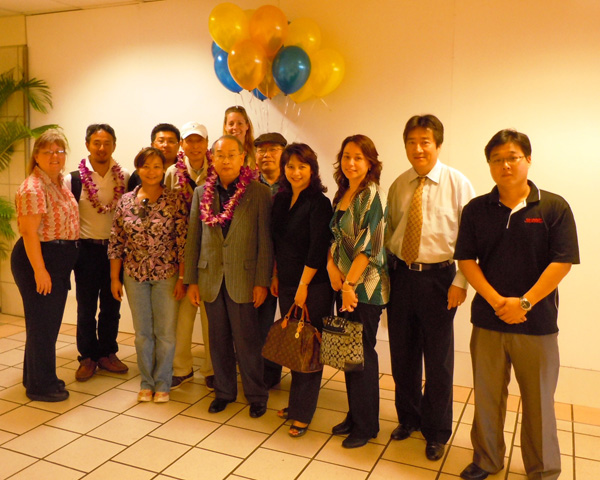 Karuizawa Club's Visit to Guam 2011 Facebook